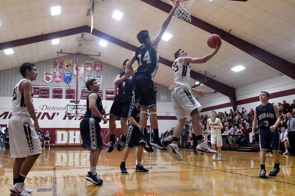 BOYS BASKETBALL: Campton, Dieterich beat South Central