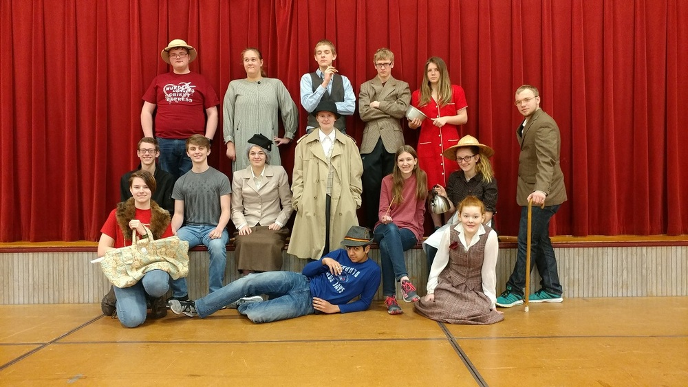 "DHS Presents ""Murder At The Orient Express"""