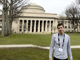 From the cornfield to Cambridge: Dieterich teen headed to MIT