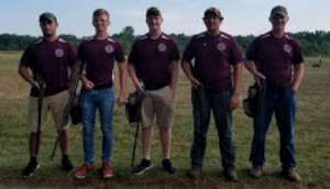 Dieterich High School Trap Team Competes at Nationals