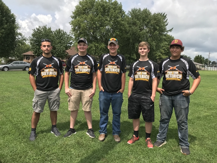 National Trap Team 2018